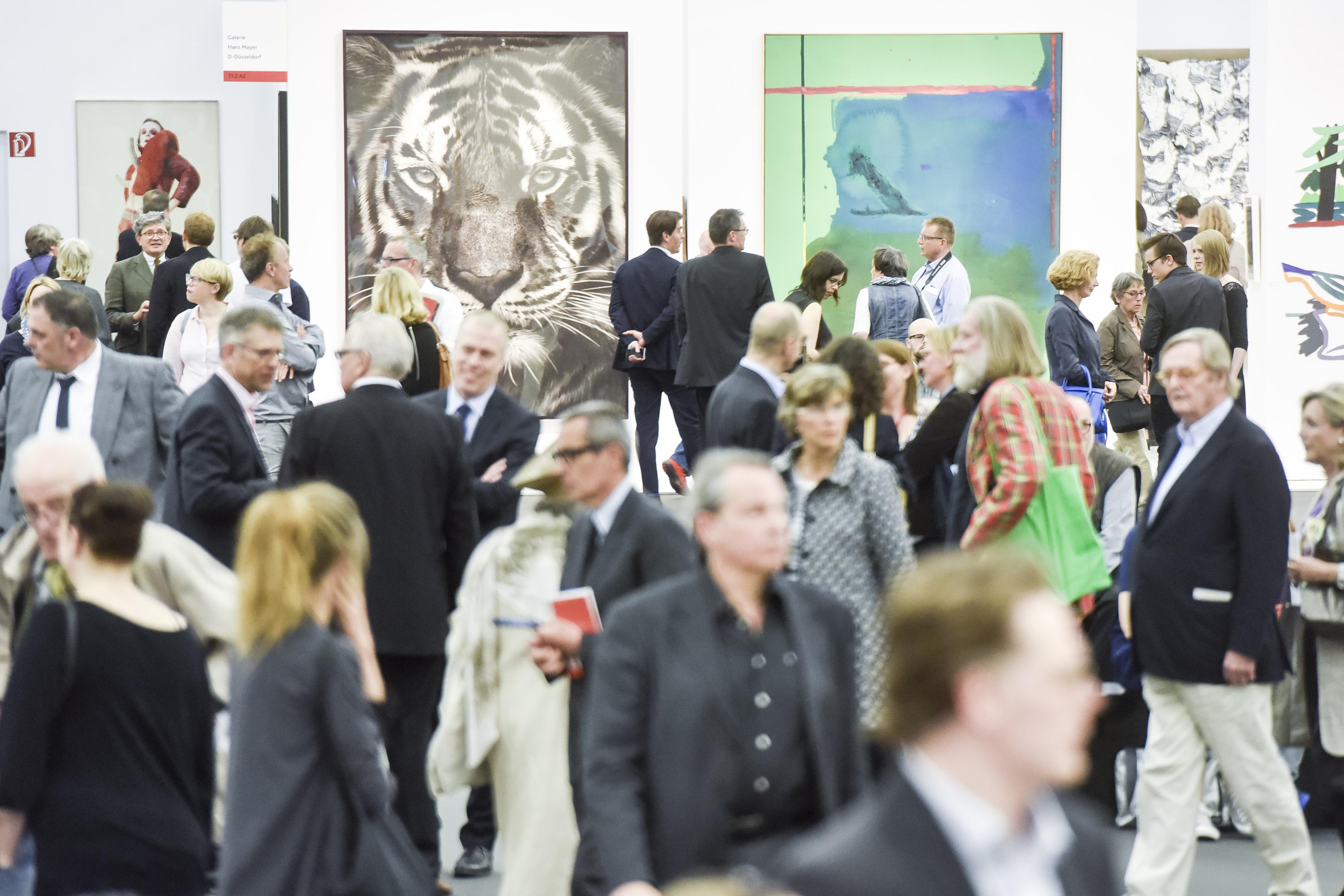 Art Cologne 2016, Fotos Art Cologne Medien Service: Koelnmesse Bilddatenbank