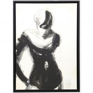 Katja Foos, Barça Series #01, Limited Edition Prints - Offenburg Kunst Galerie
