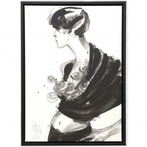 Katja Foos, Barça Series #02, Limited Edition Prints - Offenburg Kunst Galerie