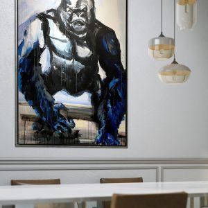 KATJA FOOS, GO…Mr.RILLA, 2016 - Kunst Galerie in Offenburg