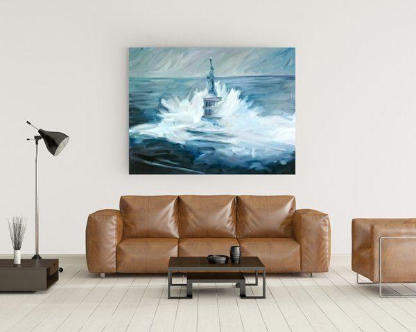 MARTIN SANDER,950_Liberty158x125_V - Kunst Galerie in Offenburg