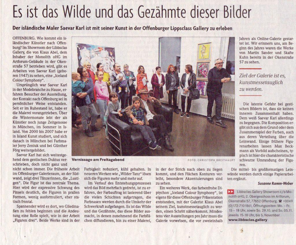 SaevarKarl_25102017_BZ_Libbsclas Gallery, Offenburg, Kunstgalerie im Artforum, Ortenau