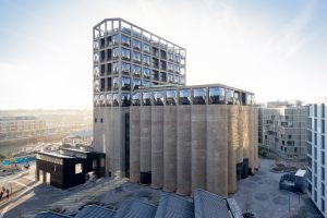 776_3_HR_ZeitzMOCAA_HeatherwickStudio_Credit_Iwan Baan_View of Zeitz MOCAA in Silo Square