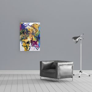 SaevarKarl_LG120_GLEDI_100x70_2016_Libbsclas Gallery, Offenburg, Kunstgalerie, Ortenau