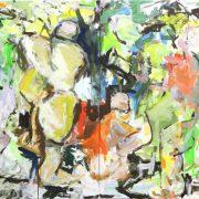 SaevarKarl_LG121_SUMMARNÓTT_140x100_2017_Libbsclas Gallery, Offenburg, Kunstgalerie, Ortenau