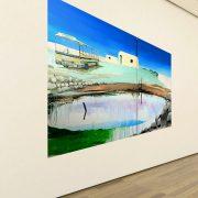 Stephanie_Abben_LG501_Greek_200x300_2014_Libbsclas Gallery, Offenburg, Kunstgalerie, Ortenau