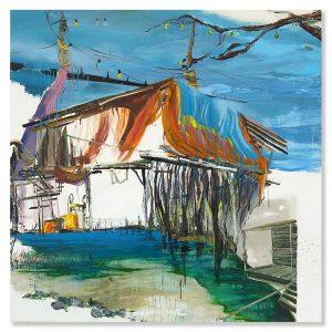 Stephanie_Abben_LG502_Emptyness_150x150_2016_Libbsclas Gallery, Offenburg, Kunstgalerie, Ortenau