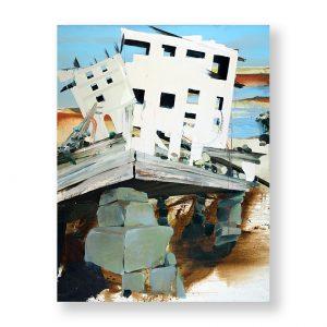 Stephanie_Abben_LG508_Homeland_110x80_2013_Libbsclas Gallery, Offenburg, Kunstgalerie, Ortenau