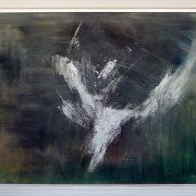 Uwe_Pflüger_LG601_Falcon_117x85_1991_Libbsclas Gallery, Offenburg, Kunstgalerie, Ortenau