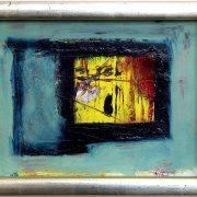 Uwe_Pflüger_LG603_Cat_30x20_1991_Libbsclas Gallery, Offenburg, Kunstgalerie, Ortenau