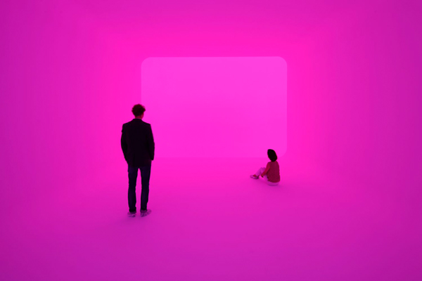 JAMES TURRELL | THE SUBSTANCE OF LIGHT