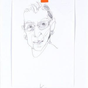 LG_KF9125_21x30_Ruth, Libbsclas Gallery, Offenburg, Kunstgalerie, Ortenau