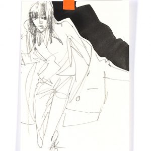 LG_KF9134_21x30_Jessica, Libbsclas Gallery, Offenburg, Kunstgalerie, Ortenau
