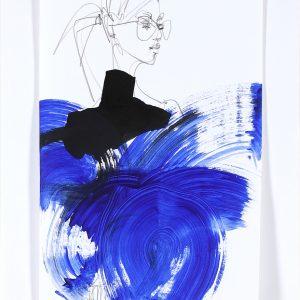LG_KF9164_30x42_Sophia, Libbsclas Gallery, Offenburg, Kunstgalerie, Ortenau