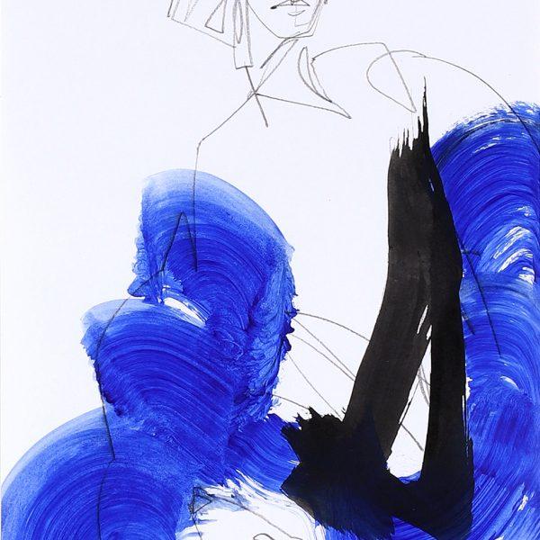LG_KF9168_30x42_Lyn, Libbsclas Gallery, Offenburg, Kunstgalerie, Ortenau